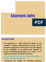 Easement Rights (2)