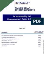 Media (Le Sponsorship Del Campionato Di Serie a) - 12 Maggio 2011
