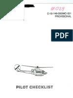 Pilot Checklist Complete