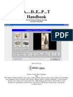 Andover Data Entry Project Handbook