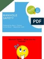 MWEA Manhole Safety 9-09