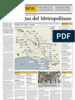 Nuevas Rutas del Metropolitano