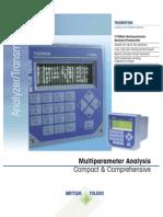 Datasheet THORNTON 770MAX Instrument Calib ML0067 0408
