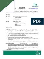 Part Qualified CV 021107