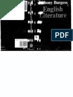 English Literature - Anthony Burgess 1