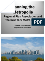 Robert Yaro_Planning the Metropolis