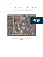 Facility Options Analysis
