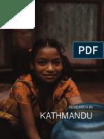 Research in Kathmandu