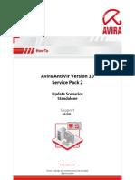 Avira Professional V10SP2 Update HowTo En