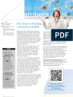 Members Circle, July 2011 Newsletter