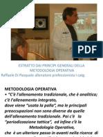 i Principi Generali Della Metodologia Operativa