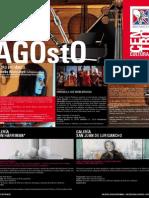 Boletín agosto 2011