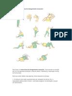 Principais exercícios de alongamento muscular