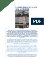 Conosca La Historia de La Santa Cruz de Motupe