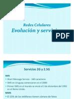 5 Evolución y servicios