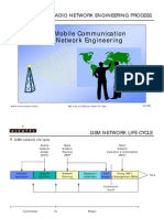 Radio Network Engineering Process