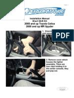 2000-2002InstallationManual