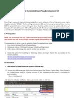 Set Up a Debian File System in DreamPlug v0.2-20110519