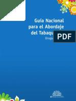 Uruguay 2009 Guias d TX. Tabaco