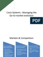 cisco systems inc case study