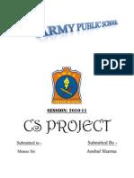 C++ programe