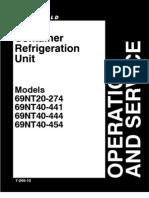 Models 69NT20-274, 69NT40-441,40-444,40-454