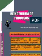reingenieria de procesos