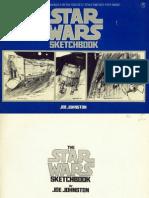Star Wars Sketch Book
