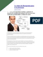 Modelos e Tipos de Fluxograma Para Quase Todos Os Processos