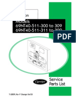 part list_69NT40-511-300 to 399