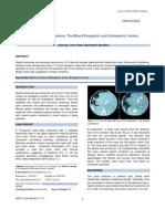 Mature Gastric Teratoma