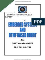 Seminar Embedded System Robocar Plc