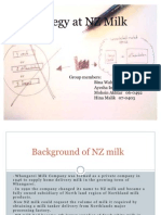 Slides of is Nz Milk
