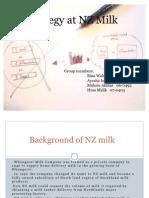 Slides of is Nz Milk