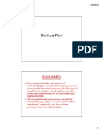 6. Business Plan