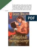 Debra Mullins - Vonakodo Menyasszony