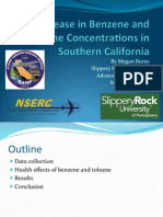 Impacts on Water Treatment Facilities in the Los Angeles Basin