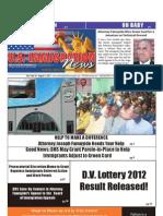 U.S Immigration Newspaper Vol 5 No 64