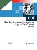 Guia de Admin is Trac Ion Del QDX6000