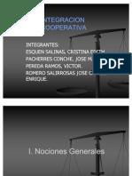 Integración cooperativa Perú