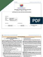 Is Strategic Plan Case Study
