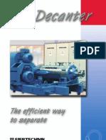 Decanter Siebtechnik