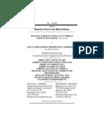 Hosanna-Tabor Amicus Brief