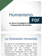 Humanismo Un Nuevo Paradigma
