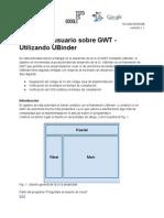 Interfaz de usuario sobre GWT - Utilizando UiBinder Devfest Mx2011