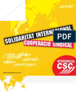 Cooperacio Intersindical Csc