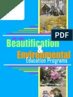 2011-2012 Beautification & Environmental Education Guide