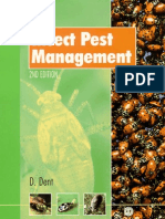 David Dent - Insect Pest Management
