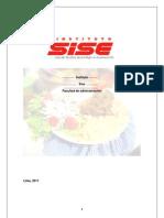 Restaurant Buenisimo - Plan de Negocios