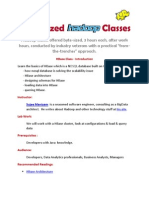 HBase Class - Introduction